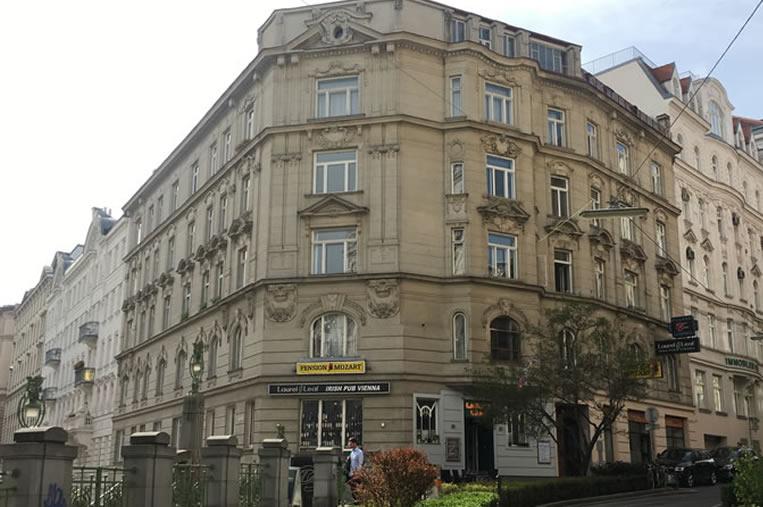 Wien 1060, Theobaldgasse 15